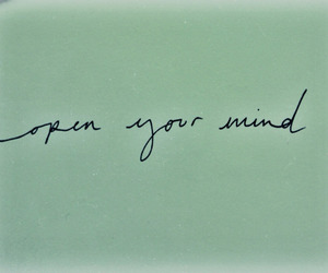 quotes, mind, and green image