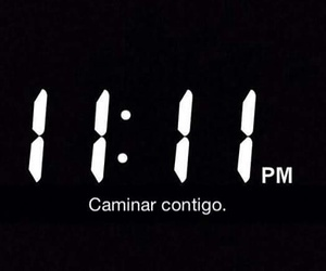 11:11, frases, and tumblr image