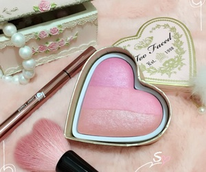 lifestyle, pink, and toofaced image