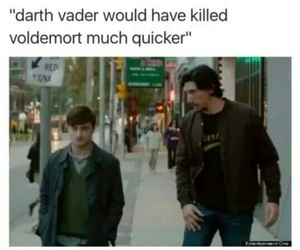 harry potter, lol, and star wars image
