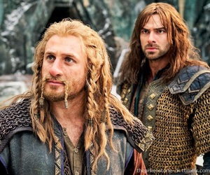 the hobbit, kili, and dwarf image
