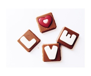 love and shocolate image