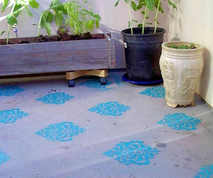 diy, outside, and patio image
