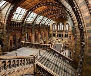 london, architecture, and museum image