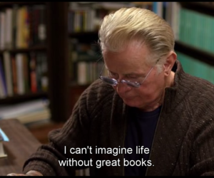books, great books, and life image