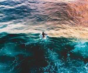 beautiful, sea, and awesome image