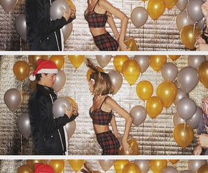 Taylor Swift and ansel elgort image