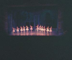 ballet, vintage, and ballerina image