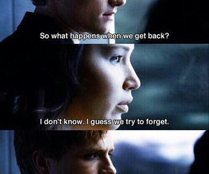 hunger games, movie, and the hunger games image