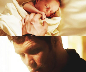 The Originals, baby, and klaus image