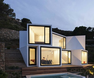 architecture, modern, and home image