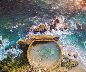 amazing, beach, and ocean image