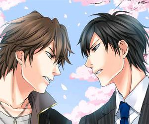 voltage, otome, and my sweet bodyguard image
