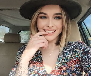 acacia brinley, girl, and makeup image