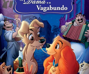 classic, disney, and dogs image
