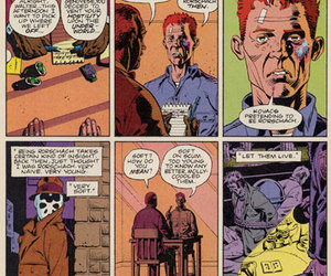 rorschach, therapy, and watchmen image