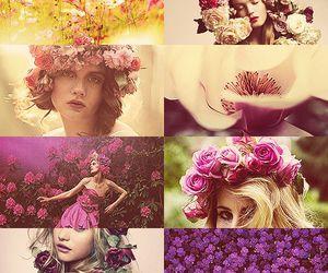 flower, greek, and mythology image