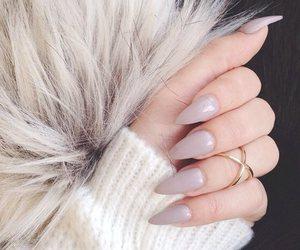 nails, fur, and rings image