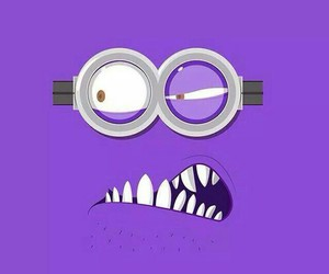 minions, wallpaper, and purple image