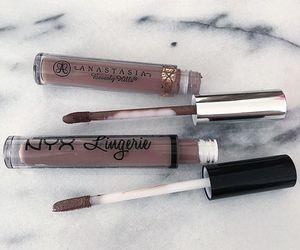 makeup, NYX, and anastasia image