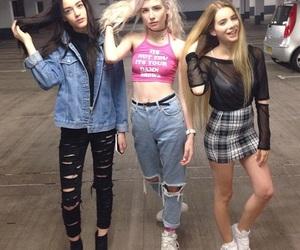 grunge, charlie barker, and friends image
