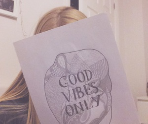 art, doodles, and goodvibes image