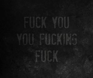 black and white and text image