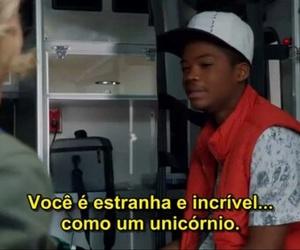 brasil, estranha, and versos image