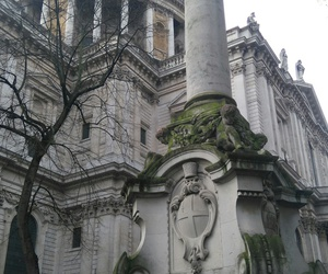 cathedral, london, and travel image