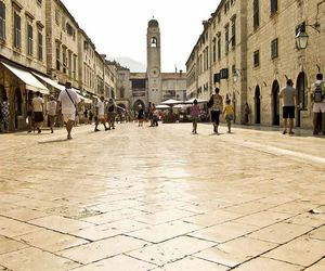 Croatia, dubrovnik, and old town image