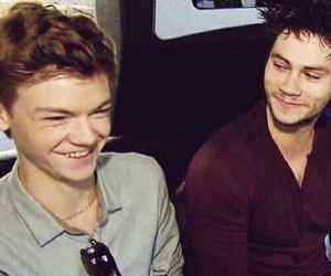 newtmas, dylmas, and dylan o'brien image
