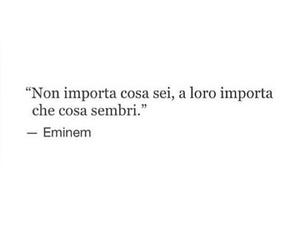 eminem, frasi, and italiano image