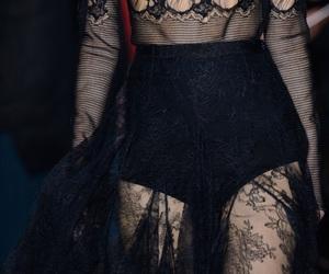 fashion, haute couture, and paris image