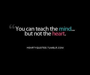 black and white, heart, and love quotes image