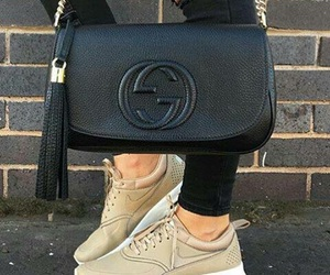 bags, style, and chanell image