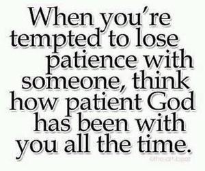quote, god, and patience image