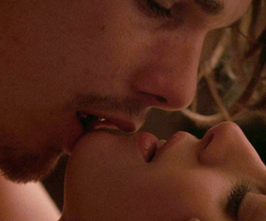 couple, Hot, and kiss image