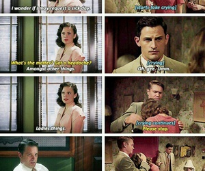ABC, peggy carter, and angie image