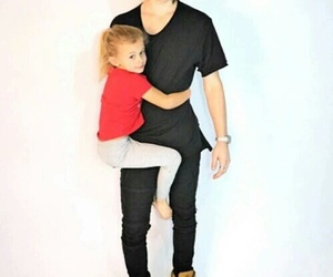 nash grier, sister, and magcon image