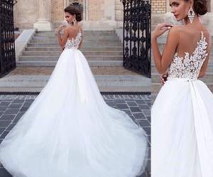 beautiful, dress, and future image