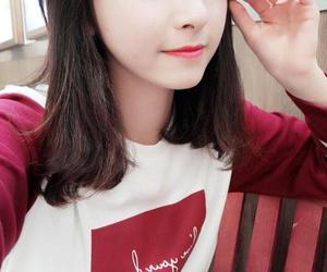 beautiful, korean girl, and girl image