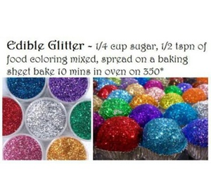 glitter, tutorial, and cute image