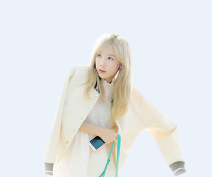 snsd, taeyeon, and edit image