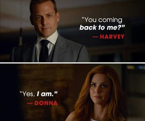couple, suitsusa, and donna image