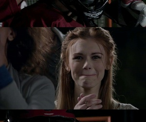 couple, lydia martin, and teen wolf image