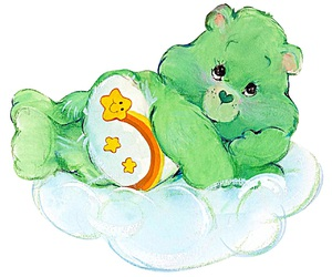 art, care bears, and cute image