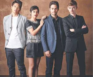 the maze runner, dylan o'brien, and thomas brodie sangster image