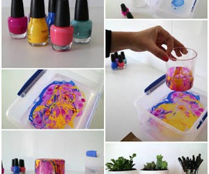 diy, colors, and tutorial image