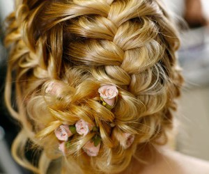 gorg, hairstyles, and marriage image