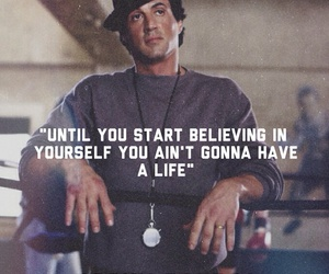 life, movie, and quote image
